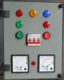 DOL Motor Control Panel Ahmedabad